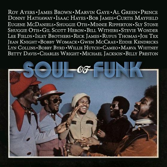 soul of funk